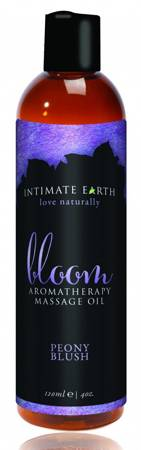 Olejek do masażu Intimate Earth Bloom kwiatowy 120 ml